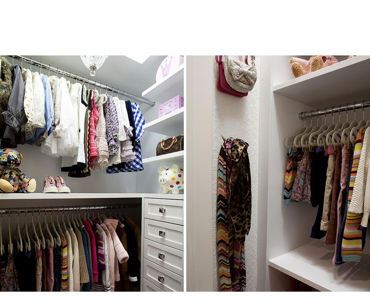 La Closet Design Collections Love The Way The Drawers Are At A Right Angle To The Rods