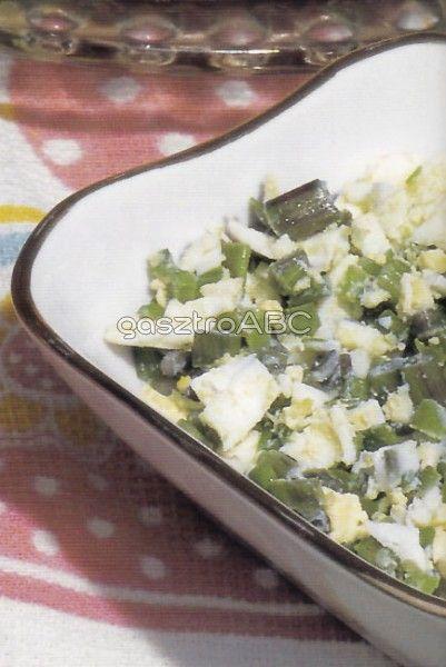 Szibériai medvehagyma-saláta | Receptek | gasztroABC
