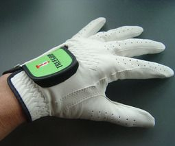 Premium  TrueGrip Leather Golf Gloves