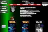 Steven Nedelton/Ned Stevens books web site