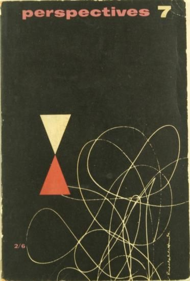 Book cover by Rudolph de Harak