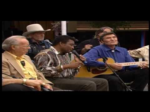 """Charley Pride - Heartaches By The Number """"LIVE"""""""