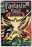 #2: Fantastic Four #53 intro/1st Appearance Klaw 2nd Appearance Black Panther w/ Origin Marvel Comics 1966 #movers #shakers #amazon #entertainment #collectibles