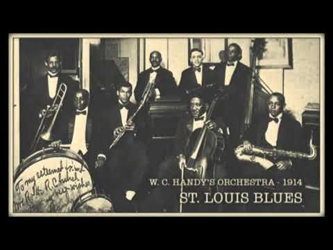 Photos: WC Handy's Memphis Blues: The Song of 1912: Video