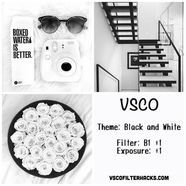 50款VSCO CAM调色教程,你都上手了吗?