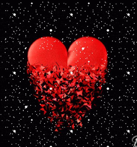 Картинки фотографии сердца анимация