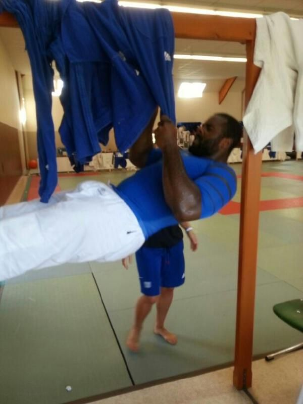 STRENGTH & MUSCLES FOR JUDO Posted on December 19, 2013 by Mark V / Judo Training Development
