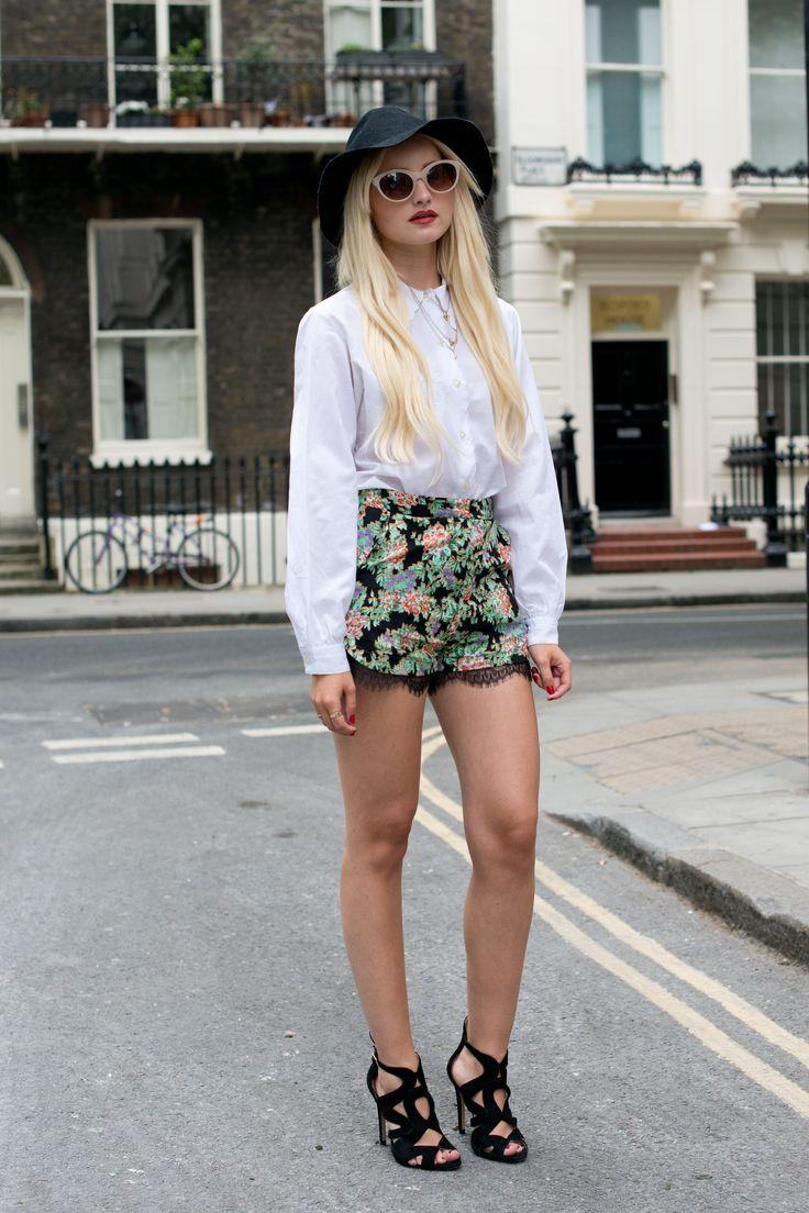 54 besten Style: Hot Pants Bilder auf Pinterest | Hot pants, Kleider ...