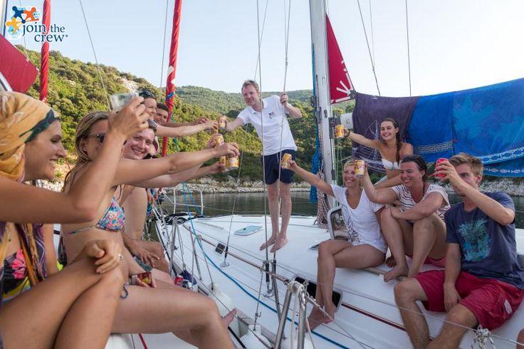 Segeln für junge Leute in Griechenland, Kroatien, Türkei und Karibik