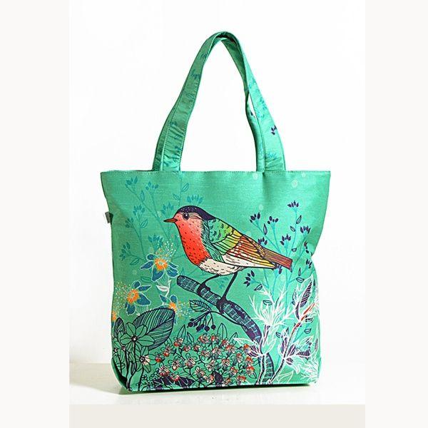 Animal Theme Bag - Birds-2