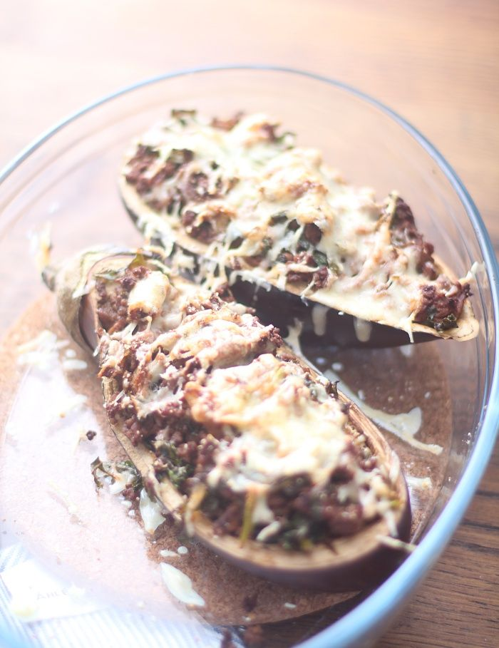 Fylt aubergine