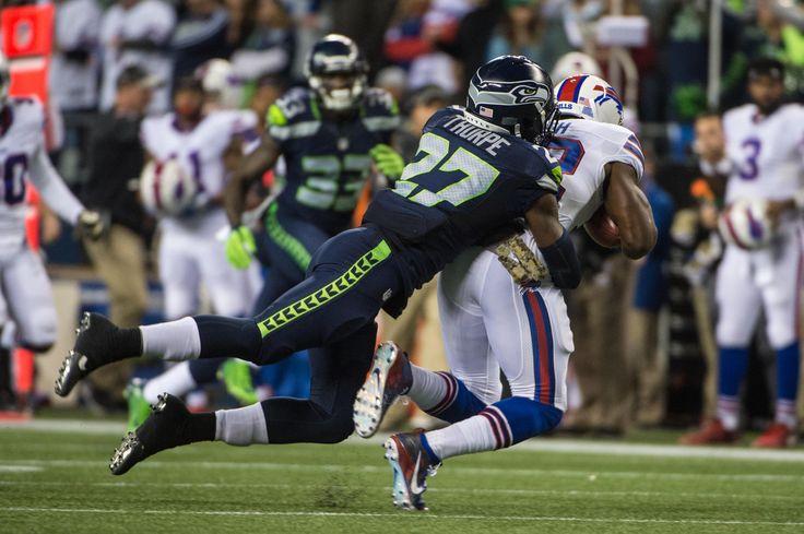 Week 9: Seahawks vs Bills | Seattle Seahawks #27 takedown!