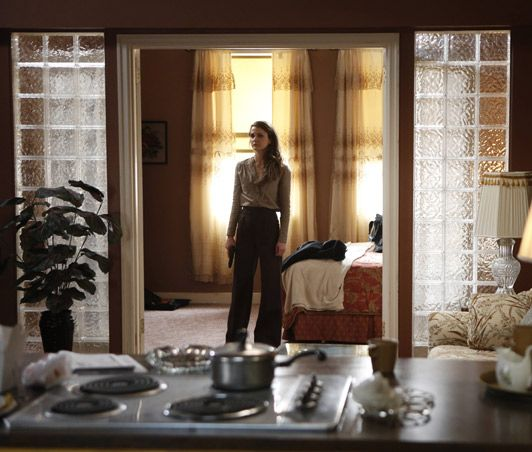 Dressing Keri Russell in The Americans - Telegraph