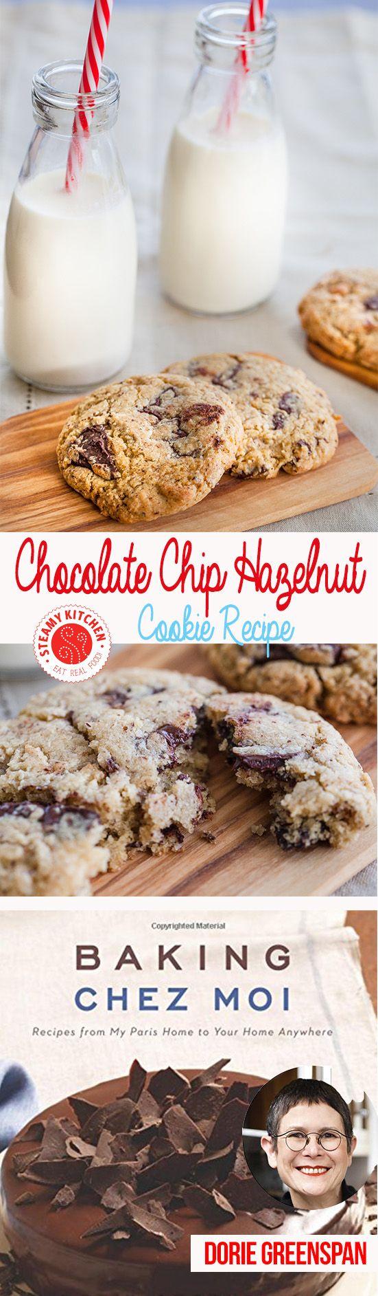 Cookie Recipe by Dorie Greenspan | Recipe | Dorie Greenspan, Cookie ...