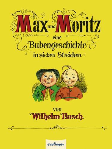 """My childhood calling...Wilhelm Busch """"Max und Moritz"""""""