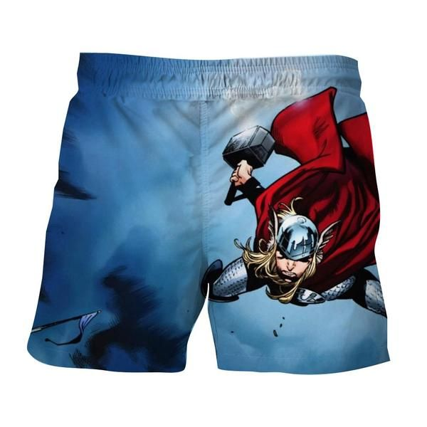 Flying Thor 3D Printed Thor Shorts