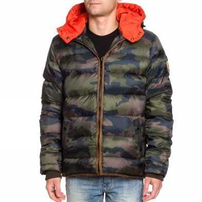 Acquista SCOTCH AND SODA B.V. NYLON JACKET PIUMINO UOMO -