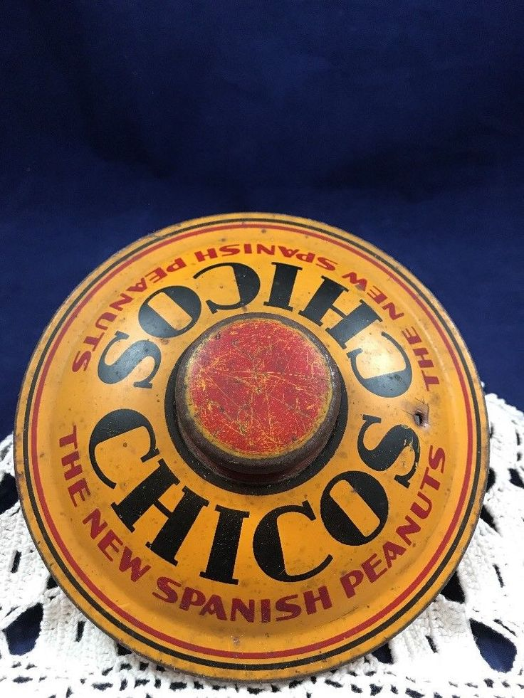 1929 FOOD SNACK CURTISS CHICOS SPANISH PEANUT JAR CANDY CO VINTAGELID   Collectibles, Advertising, Household   eBay!
