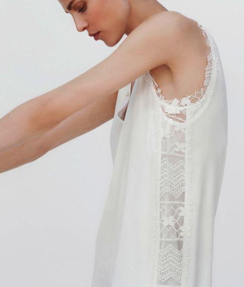 lacy: Fashion Crafts, Fashion Style Beautiful, Fashion Addiction, Simply Beautiful, Blouses Lace, Adorable Beautiful, White Lace, White Blouses, Lace Panels