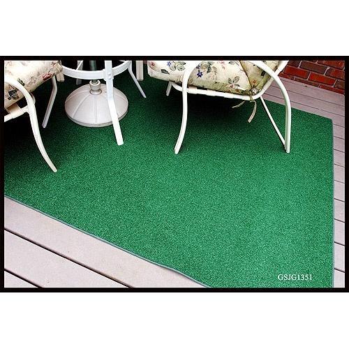It would be FUNNY...   Artificial Grass Carpet Rug - Walmart.com