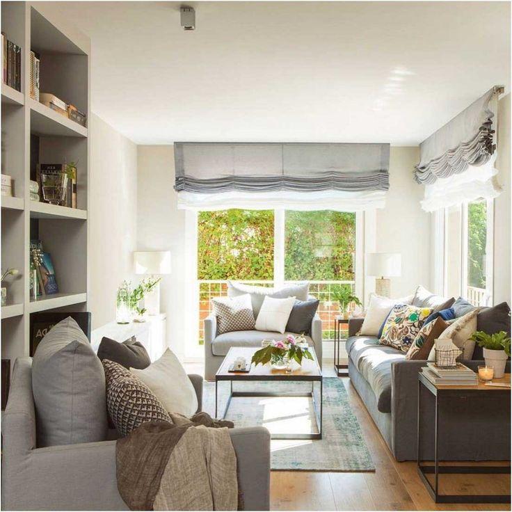 Zauberhaft Kleines Wohnzimmer Richtig Einrichten Ideen ...