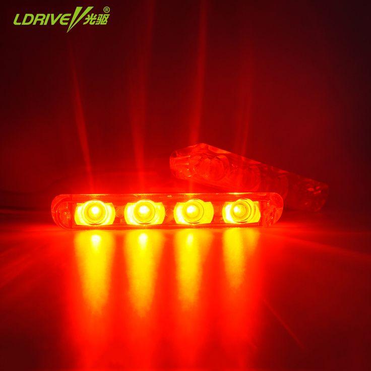 $15.45 (Buy here: https://alitems.com/g/1e8d114494ebda23ff8b16525dc3e8/?i=5&ulp=https%3A%2F%2Fwww.aliexpress.com%2Fitem%2F2016-New-2Pcs-Lot-12V-3W-Car-Styling-Car-LED-Strobe-Emergency-Flashing-Light-Warning-Dash%2F32727405003.html ) 2016 New 2Pcs/Lot 12V 3W Car Styling Car LED Strobe Emergency Flashing Light Warning Dash Vehicle Flash Lights Lamp Bar for just $15.45