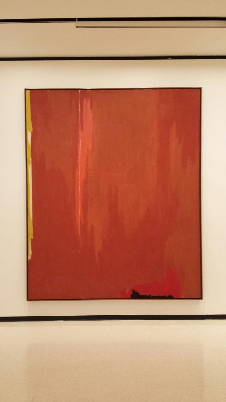 best artist still images abstract  tyler green on clyfford stillabstract expressionismessay