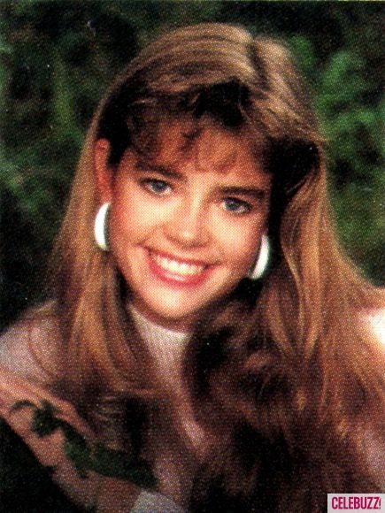 Denise Richards in her senior year, 1989 I've been told that I look like a young Denise. :)