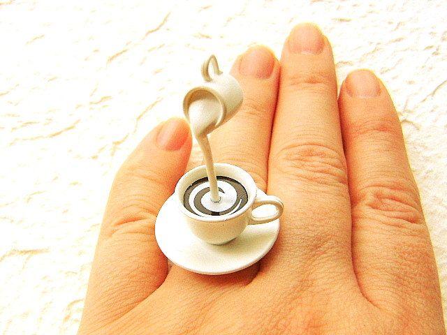 Mini food jewelery