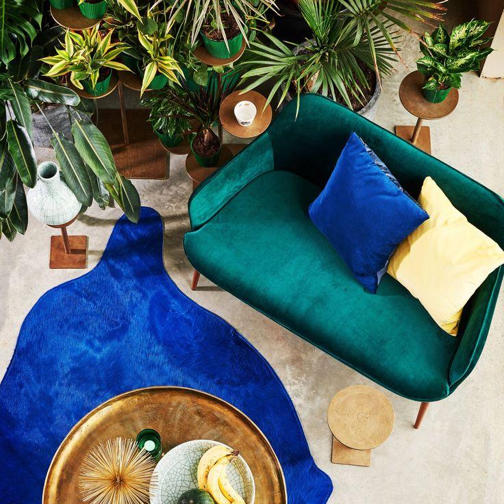Best 25 Canap Bleu Canard Ideas On Pinterest Bleu