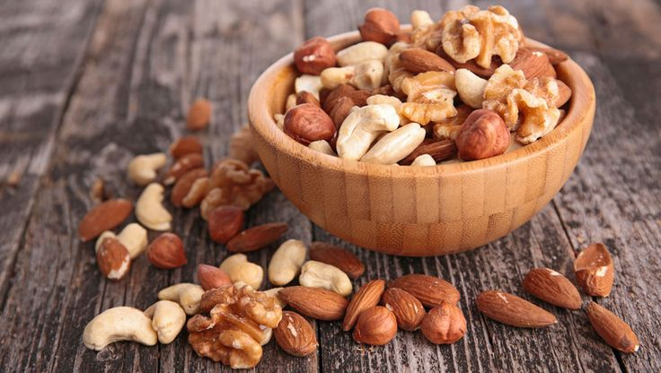 #2 – Go nuts for walnuts. For heart health and an omega 3 fat boost, include walnuts on your salads or as a healthy snack.