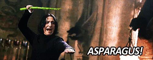 BAHAHAHAHAHAHAHAA - 18 Times Severus Snape Had The Perfect Reaction To All Of Life's Problems