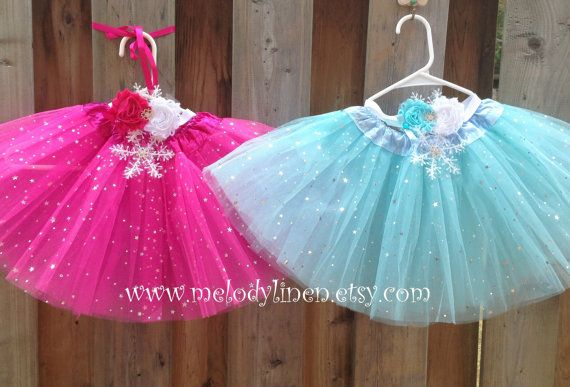 Hey, I found this really awesome Etsy listing at https://www.etsy.com/listing/224393206/frozen-tutu-with-headband-frozen