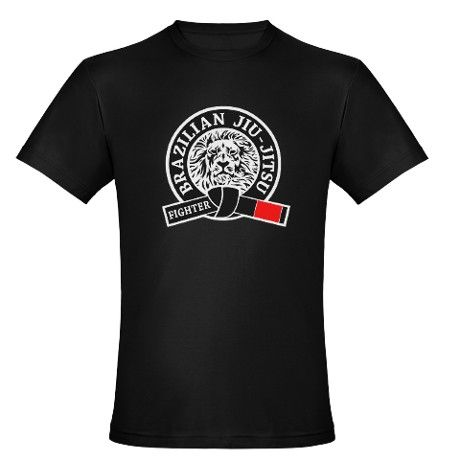 BJJ - Brazilian Jiu Jitsu Fighter T-Shirt
