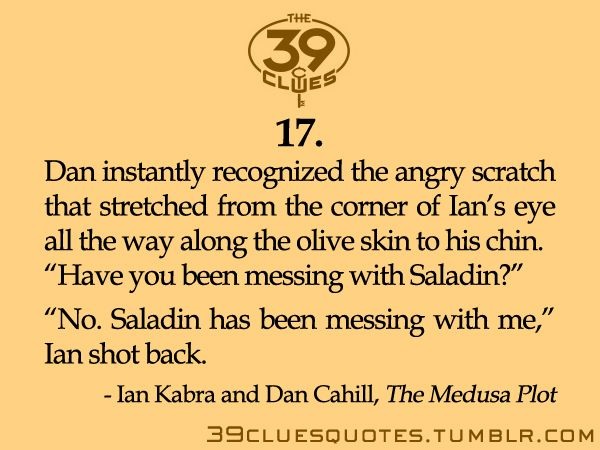 Ian and Saladin <--- Seriously one of the most hilarious parts of the second series.