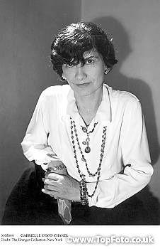 1936 - Coco Chanel by Boris Lipintsky