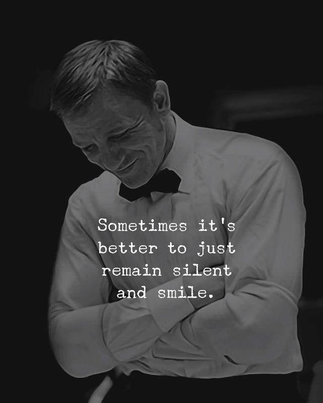 I ❤️ Daniel Craig