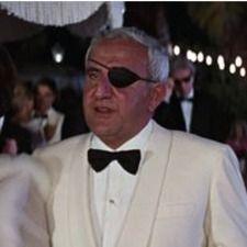 Bond style fancy dress