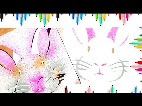 ✏️MAGIC BLOPENS-EASTER BUNNY COLORING WITH MAGIC BLOPEN✏️-KIDS SAFE CHANNEL- - YouTube
