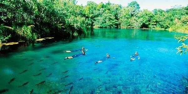 Bonito – Mato Grosso melhores pontos turísticos
