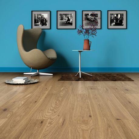 Baltic Wood, The Miracles Collection - Science. Podłoga dębowa, uszlachetniona lakierem matowym. #interior #balticwood