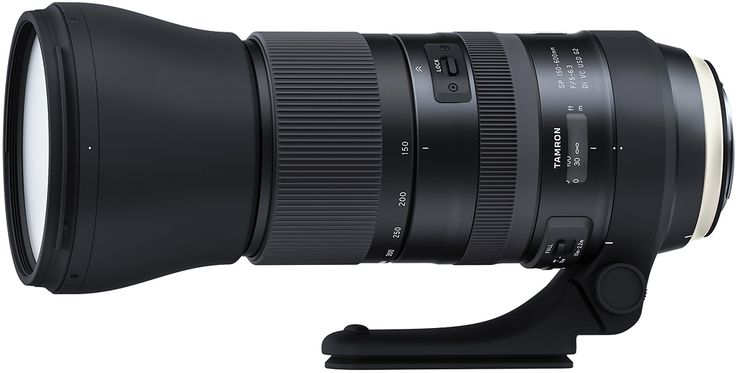 Tamron - SP 150-600mm F/5-6.3 Di VC USD G2 Telephoto Zoom Lens for Canon cameras, AFA022C700