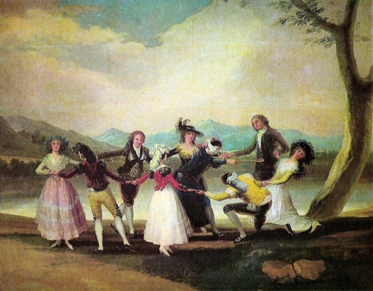 Francisco de Goya y sus cartones para tapices