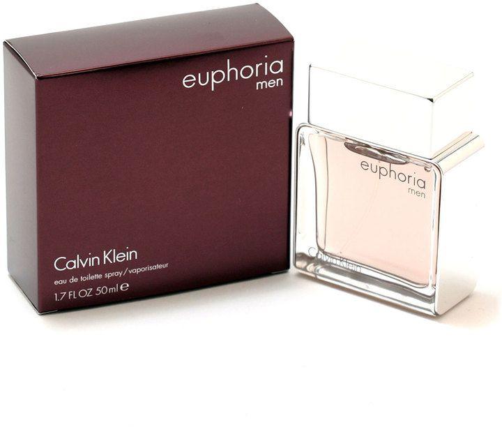 Calvin Klein Euphoria Men Eau de Toilette, 1.7 oz./ 50 mL