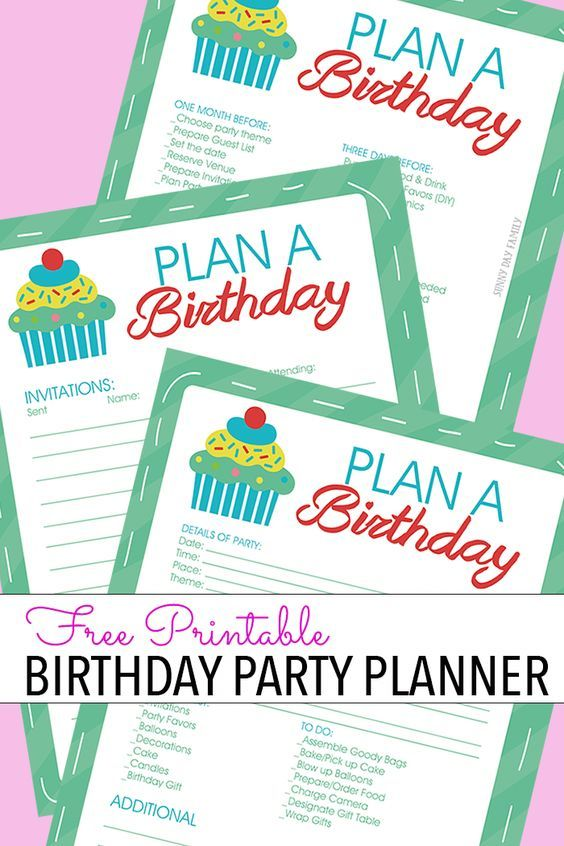 Best  Kids Party Planner Ideas On   Birthday Party