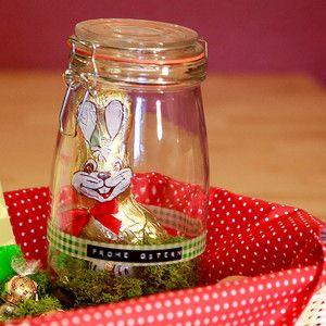 Süßes vom Osterhasen: http://www.wayfair.de/tipps-und-ideen/DIY-Deko-f%C3%BCr-den-Ostertisch-E8749