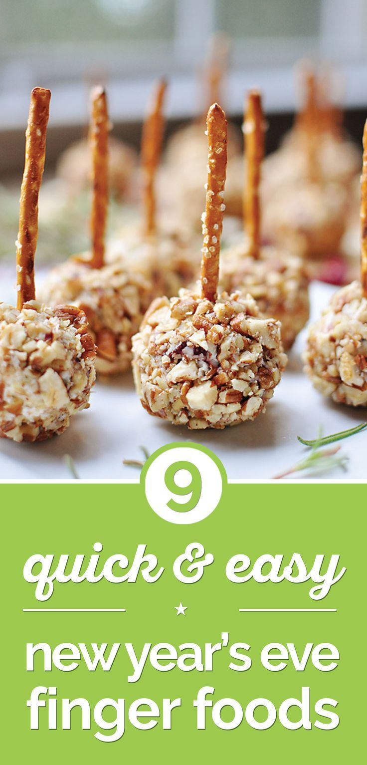Top 25 New Years Eve Party Recipes easy recipes that are
