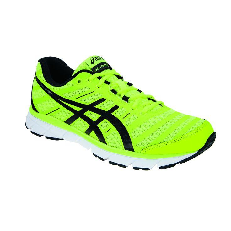 ASICS GEL-ZARACA, ideaal om te dragen tijdens de electric run! #perry