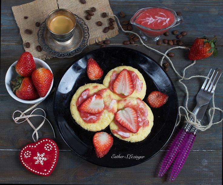 Диетические сырники в духовке | Рецепты правильного питания - Эстер Слезингер