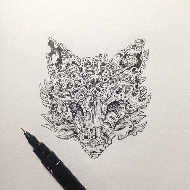 57 best Doodles by kerbyrosanes images on Pinterest | Colouring ...